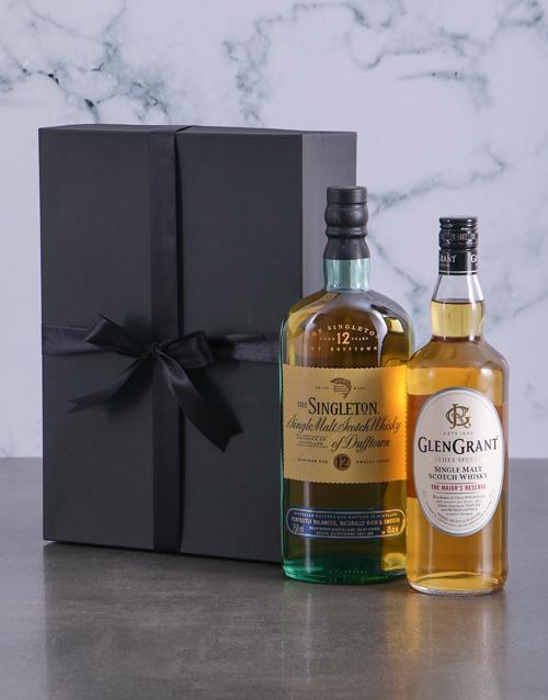 year-end: Single Malt Duo Giftbox!