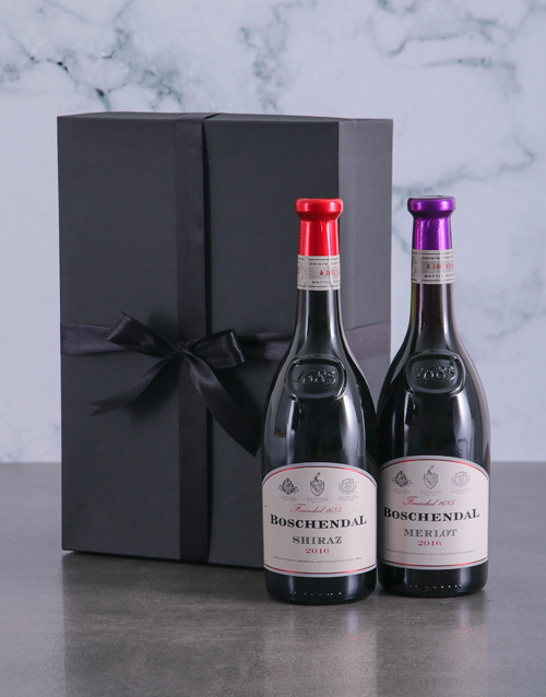 mothers-day: Boschendal Wine Duo Giftbox!