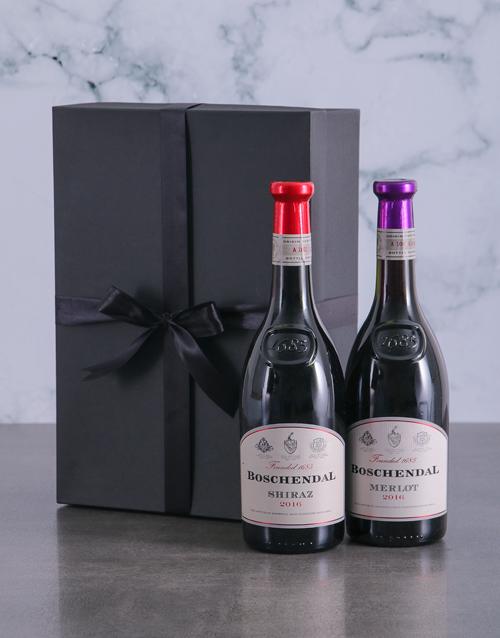 year-end: Boschendal Wine Duo Giftbox!