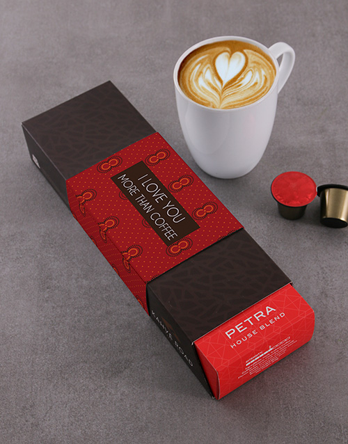 valentines-day: I Love You Kahve Road Coffee Pods!
