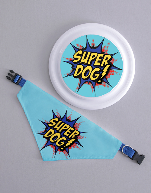 prices: Super Frisbee and Bandanna !