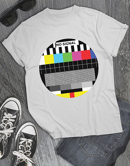 fathers-day: No Signal T Shirt!