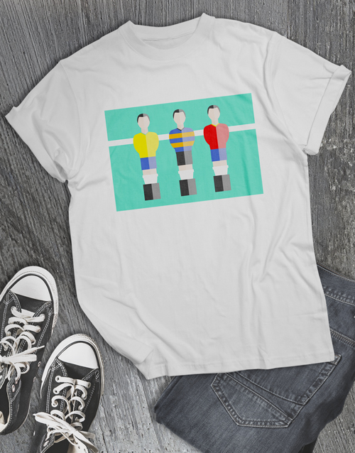 bosses-day: Foosball T Shirt!