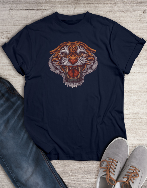 fathers-day: Tiger T Shirt!