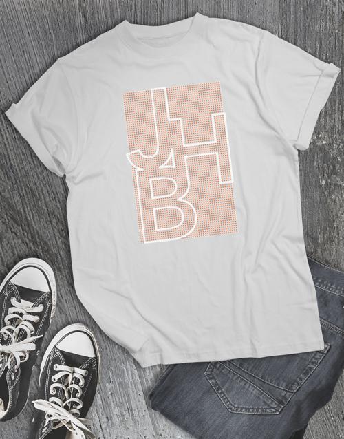 heritage-day: JHB T Shirt!