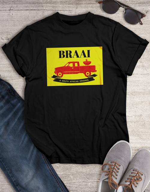 personalised: Braai T Shirt!