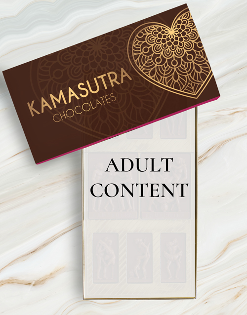 gadgets: Sultry Kama Sutra Chocolate Box!