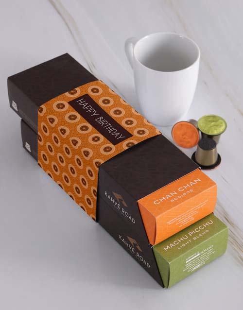birthday: Coffee and Tea Birthday Set!