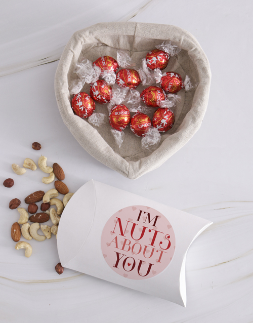 gourmet: Love And Romance Nuts Basket!