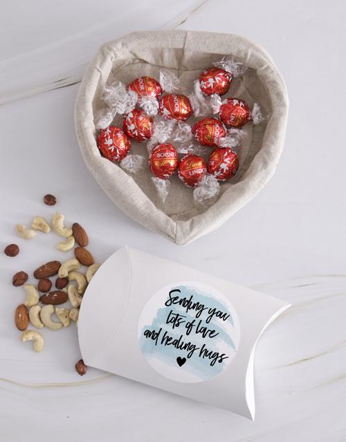 gourmet: Healing Hugs Nuts Basket!
