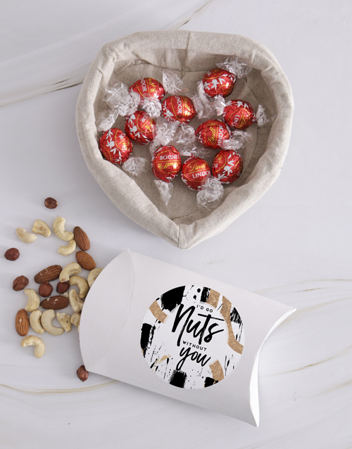 gourmet: Nuts Without You Basket!