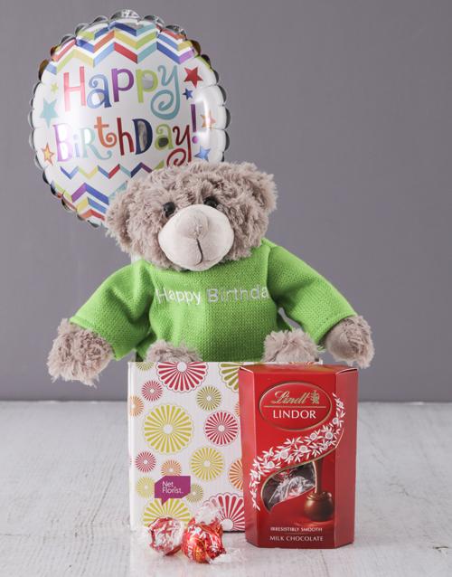 teddy-bears: Lindt Divinity Hamper!