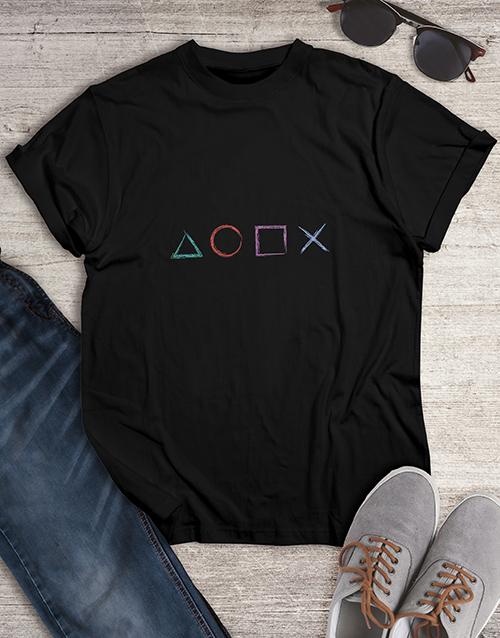 clothing: Playstation Pride Tshirt!