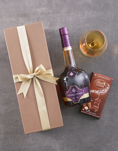 fathers-day: Gold Box of Courvoisier VS!