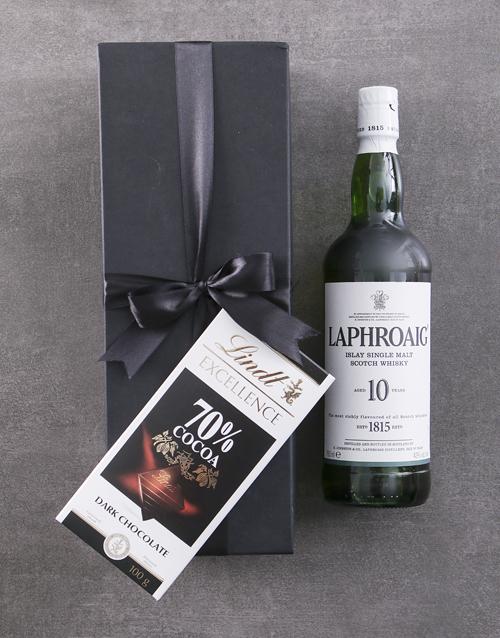 anniversary: Black Box of Laphroaig 10YR!