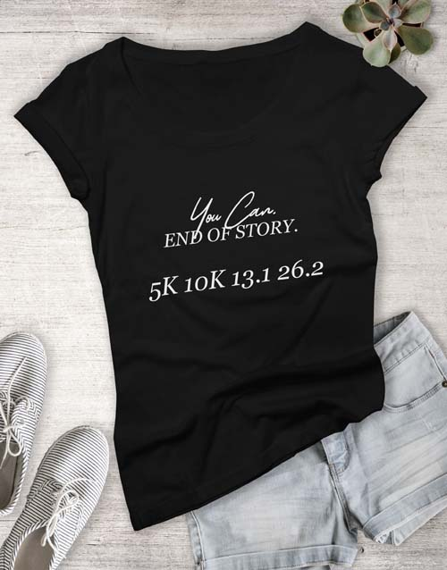 clothing: You Can Ladies T Shirt!
