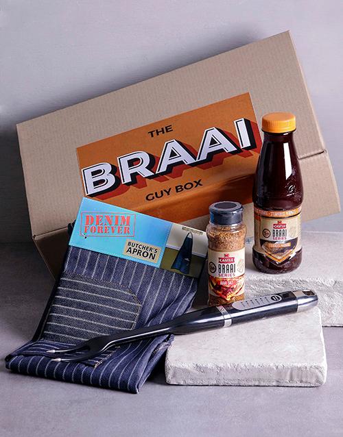 birthday: The Braai Guy Box!