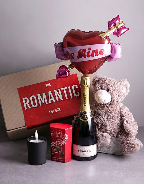 anniversary: The Romantic Guy Box!