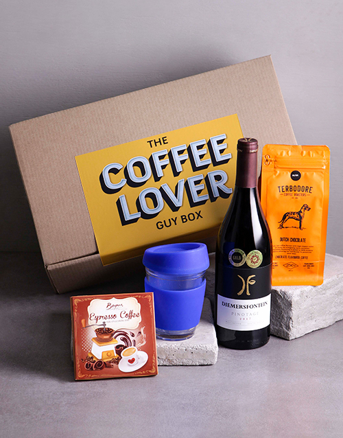 man-crates: The Coffee Guy Box!