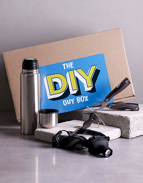 bosses-day: The DIY Guy Box!