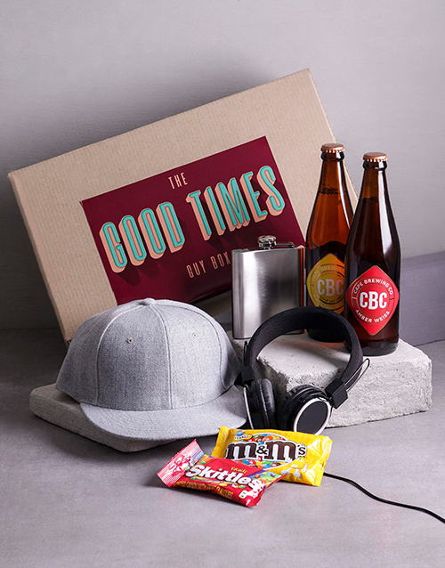 man-crates: The Good Times Guy Box!