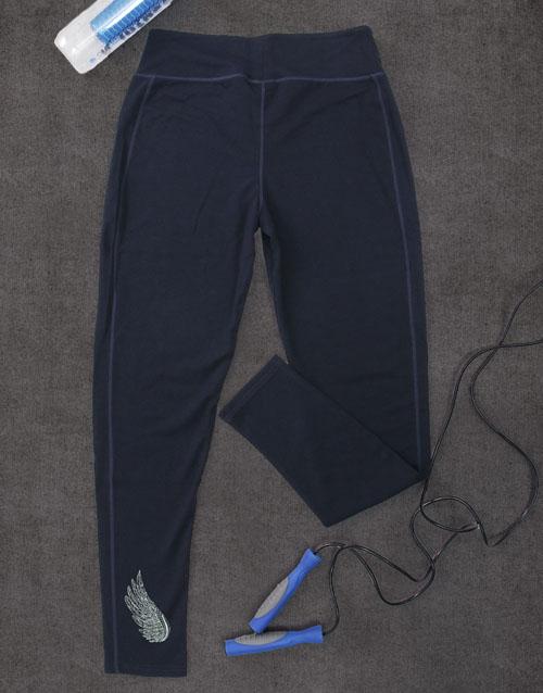 activewear: Winged Leggings!