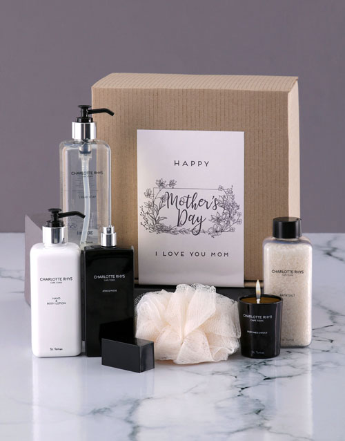 mothers-day: Charlotte Rhys Love You Mom Bath and Body Hamper!
