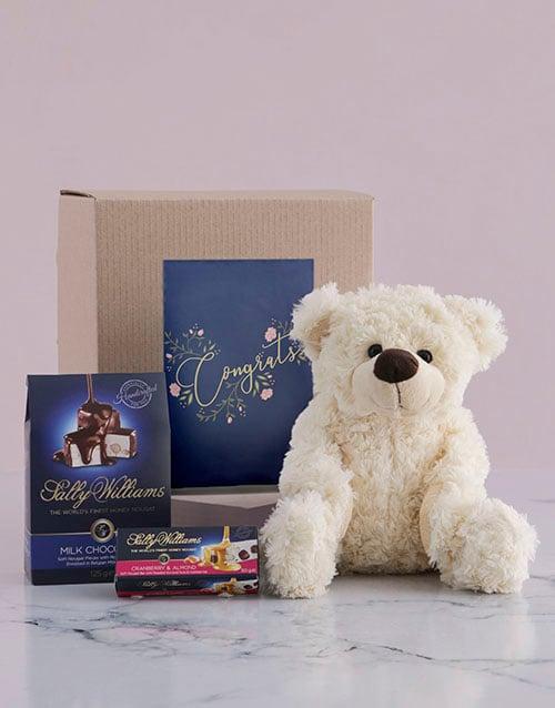 teddy-bears: Congrats Teddy and Nougat Hamper!
