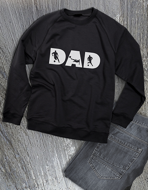 clothing: Soccer Dad Sweatshirt!