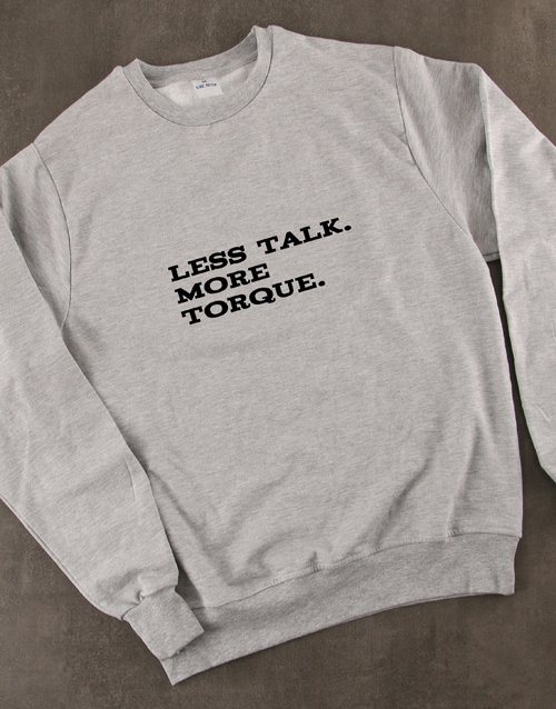 clothing: Torque Dirty To Me Sweatshirt!
