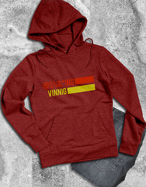 fathers-day: Vinnig Hoodie!
