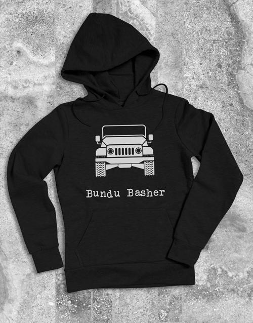 clothing: Bundu Basher Hoodie!