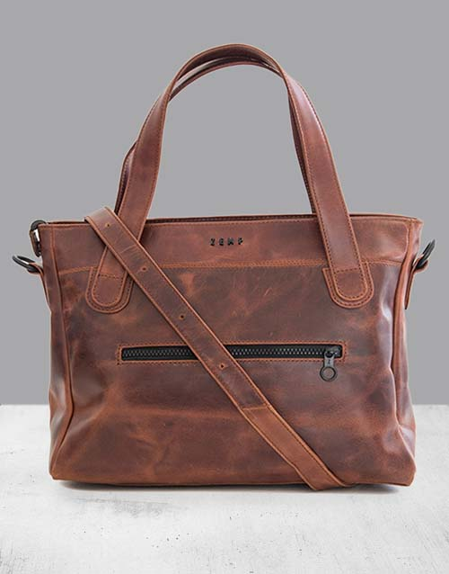 mothers-day: Zemp Venice Chestnut Tote!