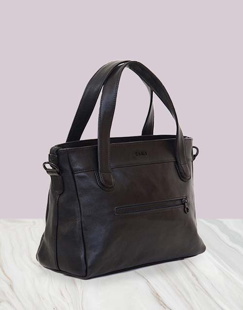 mothers-day: Zemp Venice Black Tote!