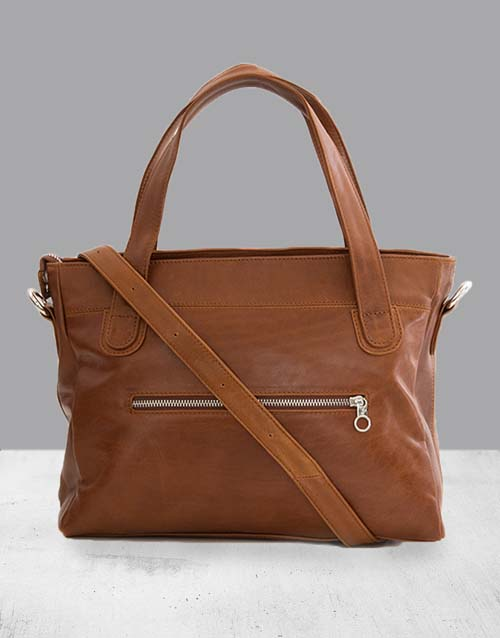 mothers-day: Zemp Venice Toffee Tan Tote!