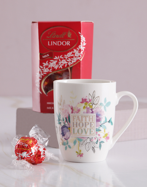 gifts: Treats Of Faith Love And Hope!