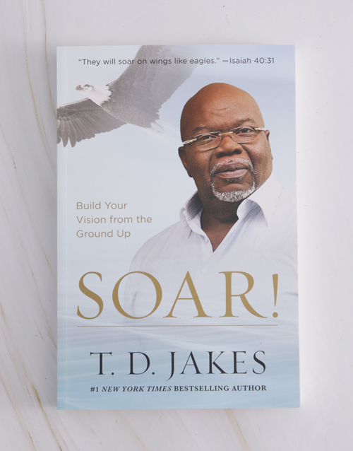 fathers-day: Soar By TD Jakes!