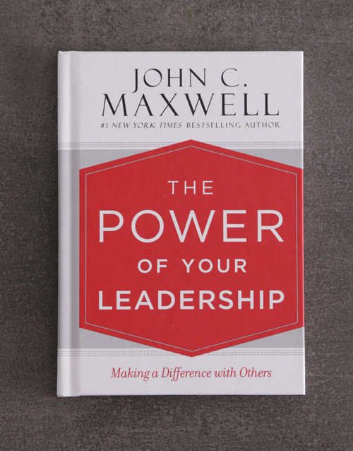 easter: The Power Of Your Leadership By J Maxwell!