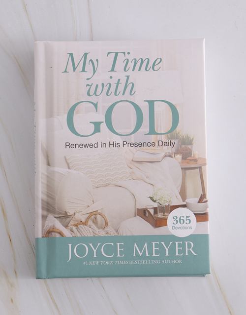 easter: My Time With God By Joyce Meyer!