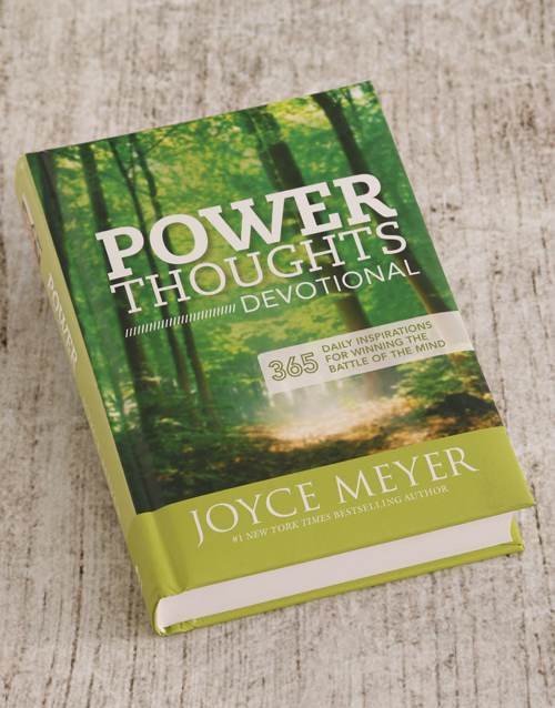 mothers-day: Power Thoughts By Joyce Meyer!