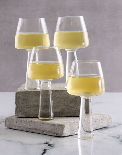 carrol-boyes: Carrol Boyes Baobab White Wine Glass Set !