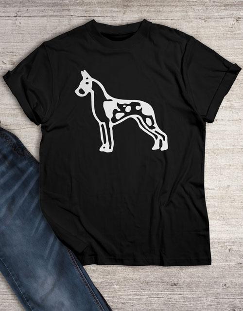 bosses-day: Great Dane Graphic T Shirt!