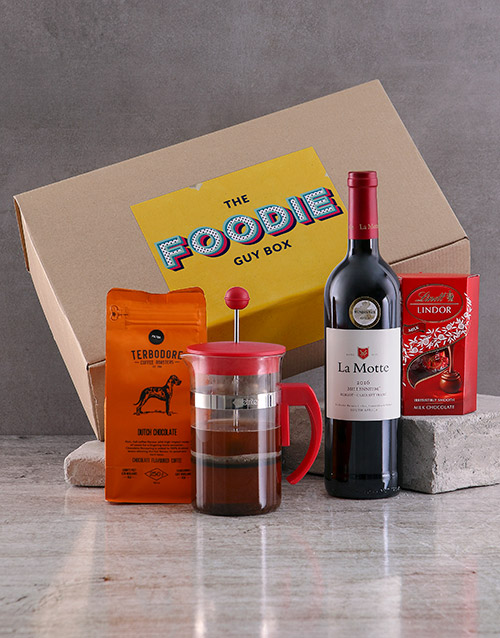 man-crates: The Foodie Guy Box!