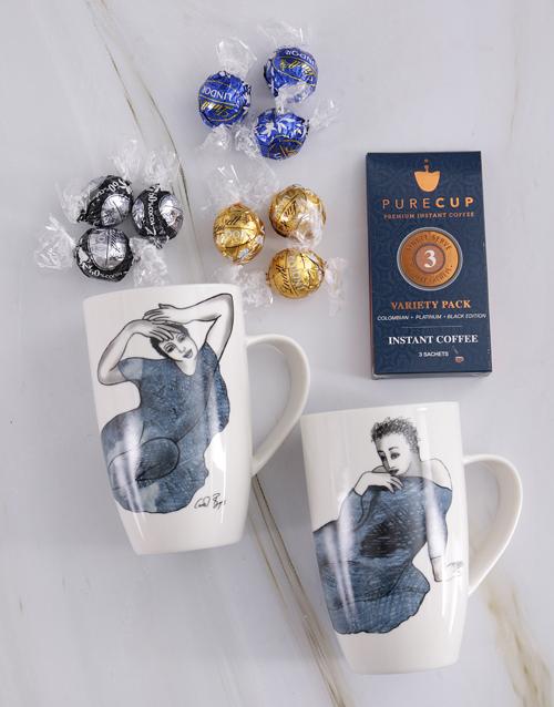 easter: Carrol Boyes Sublime Mug Hamper!
