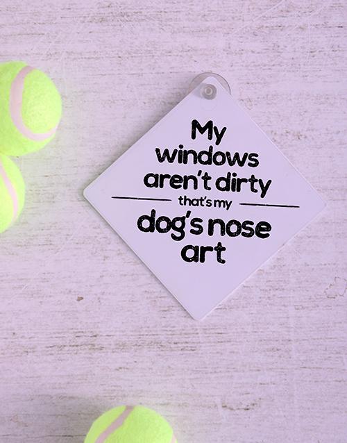 pets: Nose Art Car Sign!
