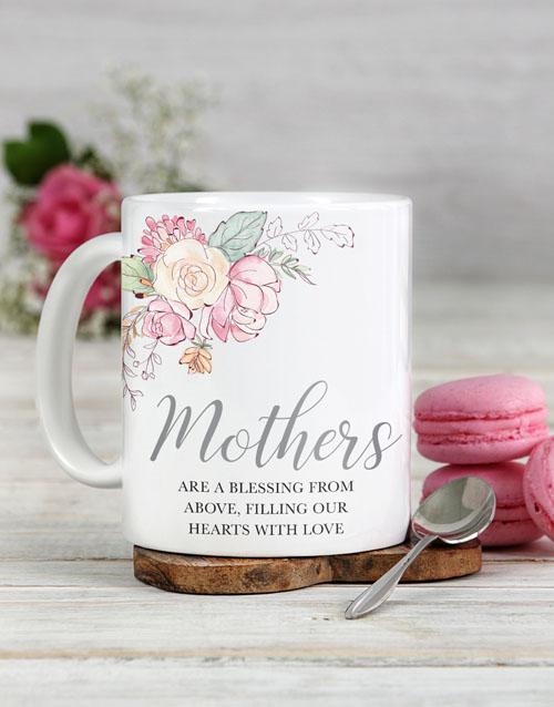 faith: Motherly Blessing Mug!