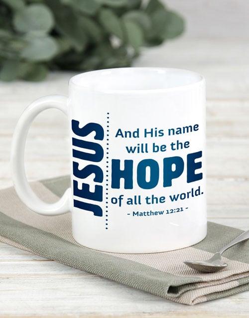 gifts: Hope of the World Mug!