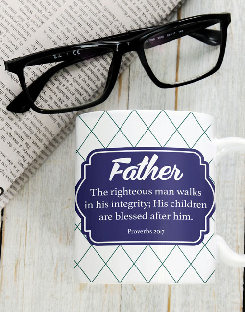 prices: Blessed Father Mug!