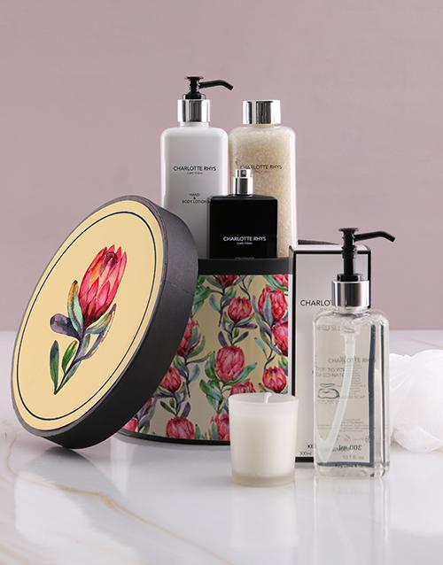 bath-and-body: Charlotte Rhys Bath Time Splendour Gift Hamper!