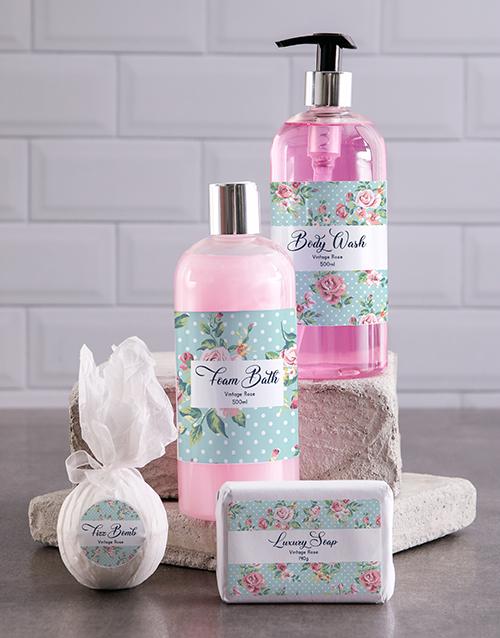 bath-and-body: Bath And Body Bliss Gift Hamper!